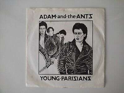 £3.99 • Buy Adam And The Ants -  Young Parisians  7  Single