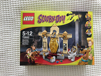 £35 • Buy Lego Scooby Doo 75900 Mummy Museum Mystery Rare Discontinued NEW And Sealed