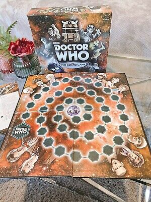 £4.50 • Buy Doctor Who BBC DVD Board Game- *mint Condition *