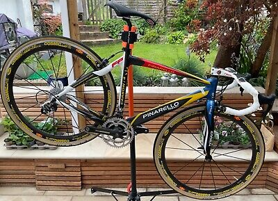 View Details Pinarello FP Carbon 4 Full Carbon Road Bike. Small • 1,800.00£