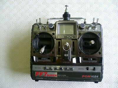 £25 • Buy Futaba Field Force 7 RC Model Aircraft / Helicopter Transmitter