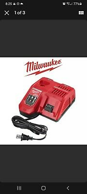 $50 • Buy Milwaukee M18 & M12 Rapid Charger 48-59-1808 BRAND NEW