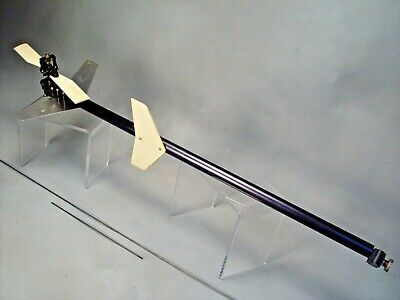 £79.68 • Buy Schluter RC Model Helicopter Tail Boom Assembly JR 50 * Never Flown
