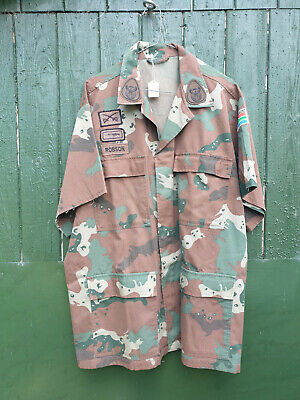 £65 • Buy South African National Defence Force Named S2000 Shirt Rsm