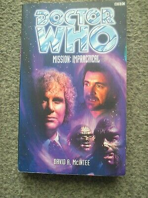 £0.99 • Buy A Doctor Who Book - Mission Impractical By David A McIntee - A BBC Paperback