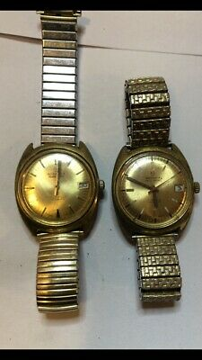 $ CDN6.10 • Buy Lot Of Two Vintage Watches