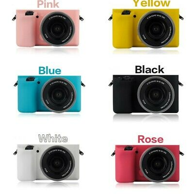 $ CDN21.35 • Buy Case For Sony A6000 ILCE6200 A6300 A6400 Camera Protective Soft Silicone Rubber