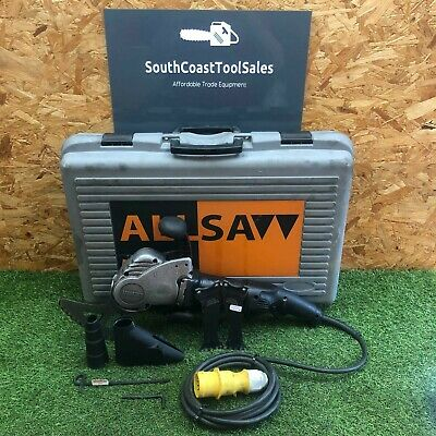 £599.99 • Buy ARBORTECH AS170 110V ALLSAW WALL CHASER *Inc Vat* . GWO . FREE P&P '3444