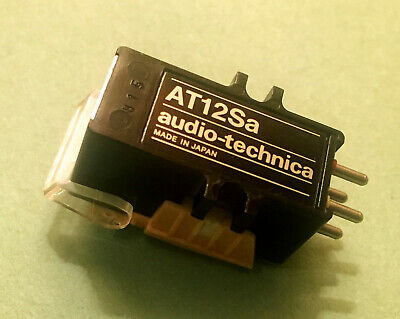 £25.32 • Buy Audio Technica AT12Sa Cartridge - Shibata Stylus Needs To Be Repaired / Replaced