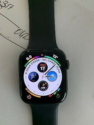 AU340 • Buy Apple Watch Series 4 44mm GPS And Cellular  Space Grey