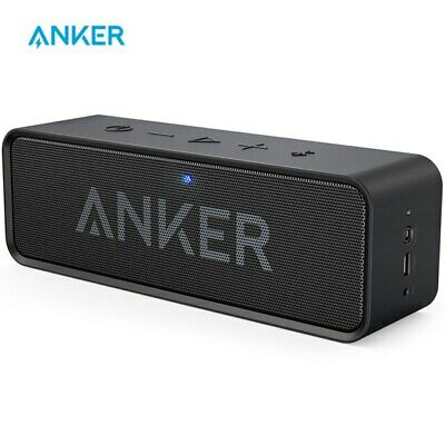 AU129.72 • Buy ANKER SOUNDCORE Table Wireless Bluetooth Speaker With X Dual-Driver Rich Bass 2