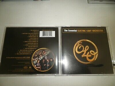 £3.25 • Buy Electric Light Orchestra: Essential (cd.)