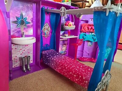 £35 • Buy Barbie Starlight Adventure Galaxy Castle,house And Doll