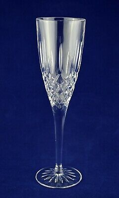 £12.50 • Buy Royal Doulton Crystal  EARLSWOOD  Champagne Glass / Flute - 21.2cms (8-1/4 )