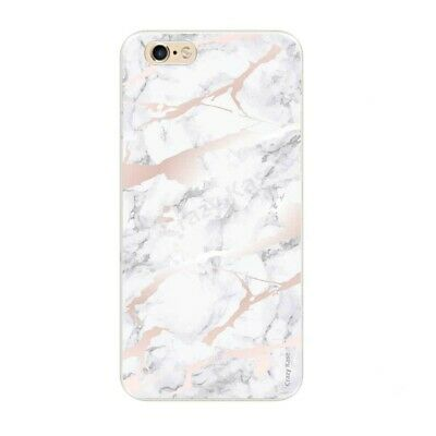AU19.72 • Buy Case For IPHONE 6/6s Flexible Effect Marble Pink