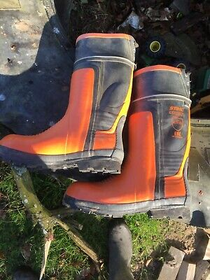 £7.80 • Buy Stihl Chainsaw Boots