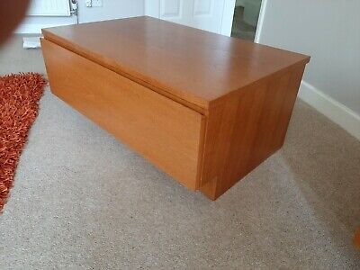 £20 • Buy Beaver And Tapley Low Drawer Unit, Teak Finished.