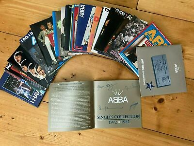 £39.99 • Buy ABBA Singles Collection 1972 - 1982 27 X CD Boxset Limited Edition