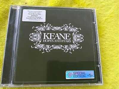 £0.99 • Buy Keane - Hopes And Fears UK CD Special Edition