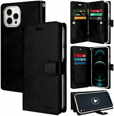 AU12.99 • Buy Fit IPhone 12 Pro Max Mini 11 Xs Max Xr X Case Flip Leather Wallet Card Cover