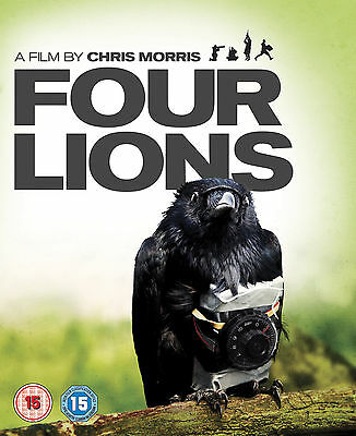 £10.99 • Buy FOUR LIONS (DVD) (New)