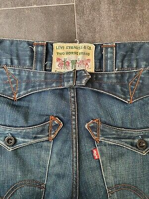 £50 • Buy Levi 503 Loose Jeans. Levi's Collectable Rare Arched Cinch Back Jeans.