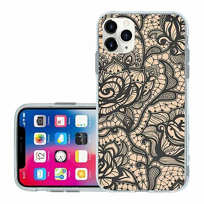 £6.95 • Buy For IPhone 11 PRO Silicone Case Cover Gothic Pattern (S5013)