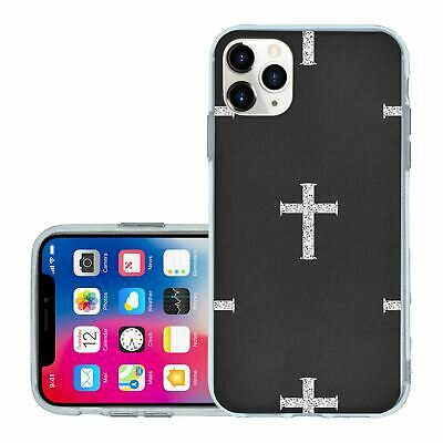 £6.95 • Buy For IPhone 11 PRO Silicone Case Cover Gothic Pattern (S5019)