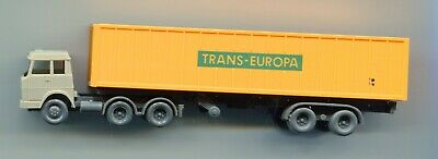 £3.79 • Buy Articulated Lorry With Container    By WIKING    N Gauge