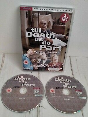 £7.99 • Buy Till Death Do Us Part 1974 The Complete Series DVD 2 Disc Set Network