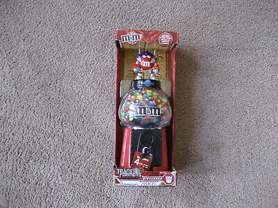 $14.99 • Buy M&m's- Red M&m Transformer Candy Dispenser-  New In Box-  Excell Cond
