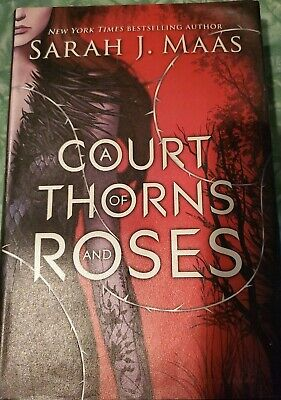 $99 • Buy A Court Of Thorns And Roses By Sarah J. Maas Hardcover 1st Edition Original