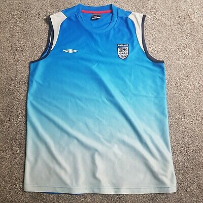 £15.99 • Buy Umbro Official England Football Training Top/vest