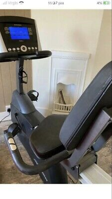 £399 • Buy Life Fitness R1 Recumbent Cycle Exercise Bike Life Cycle With Go Console