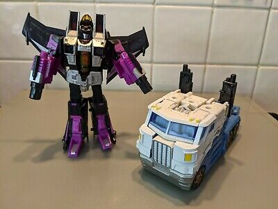 £14.50 • Buy Transformers Classics Battle For Autobot City (Ultra Magnus And Skywarp)