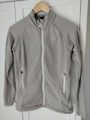 £15 • Buy Ladies North Face Polartec Stretch Zip Front Top / Base Layer Small