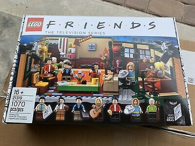 $65.88 • Buy LEGO IDEAS Friends Central Perk 21319 - 1070Pcs - NEW & Sealed Ages 16+