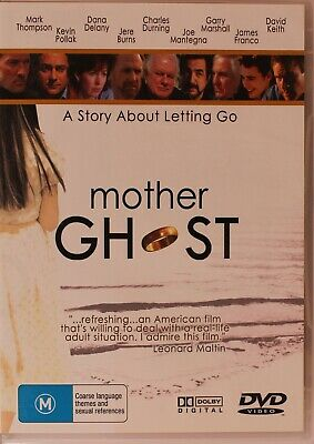 AU4.99 • Buy Mother Ghost DVD - James Franco - NEW SEALED - Free Post