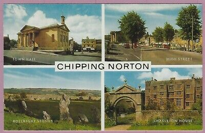 £2 • Buy Multiview Postcard - Chipping Norton