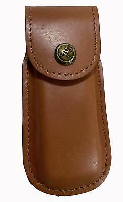 £34.49 • Buy Personalised Leather Heritage Case For Leatherman Supertool/Surge/Signal - Brown