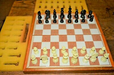 £22 • Buy Magnetic Chess Set Board With Backgammon Board