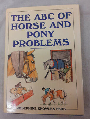 £2.50 • Buy The ABC Book Of Horse And Pony Problems, Horse Book, Book
