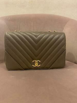 £1546.32 • Buy Chanel Classic Bag AUTHENTIC Preowned