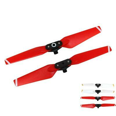 AU15.78 • Buy Colored Props Blades Foldable Snap-on Accessories For DJI Spark 2pcs/Set VJ
