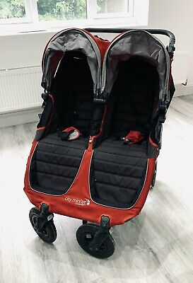 £180 • Buy Baby Jogger City Mini Double Gt With Carrycot