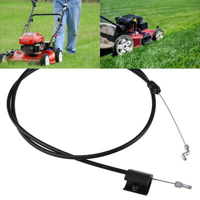£4.95 • Buy Hot Lawn Mower Throttle Pull Control Cable Electric Petrol Lawnmowers MTD Series