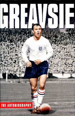 £12.99 • Buy Greavsie - Jimmy Greaves Autobiography - Chelsea Spurs England Striker Book