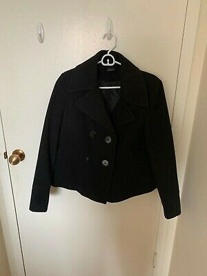 $15 • Buy Women's YessicaCity Jacket Black Size M (42) - Great Condition
