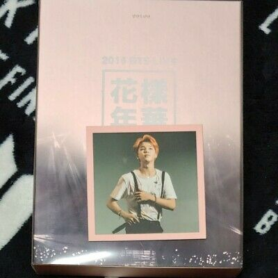 $ CDN371.55 • Buy BTS 2015 HYYH Live In The Mood Of Love On Stage DVD Jimin Photo Card RARE