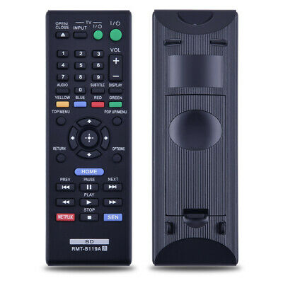 £6.28 • Buy RMT-B119A Remote Control Fit For Sony BLU-RAY DISC PLAYER UBP-X800